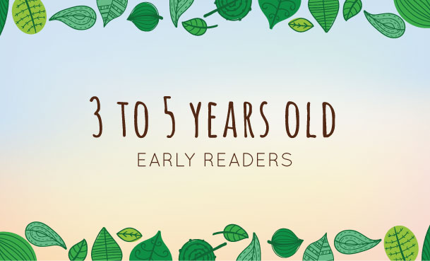 3 to 5 years old