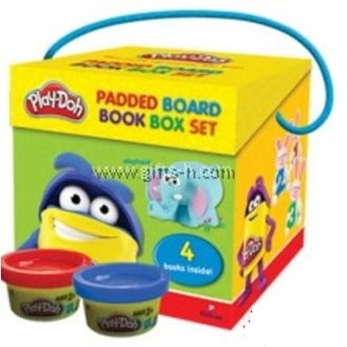 PADDED BOARD BOOK SERIES BOX SET