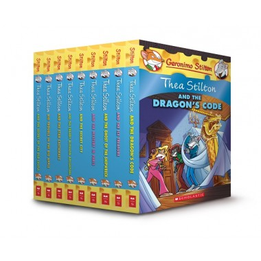 THEA STILTON 10-BOOK BUNDLED SET : 01-10