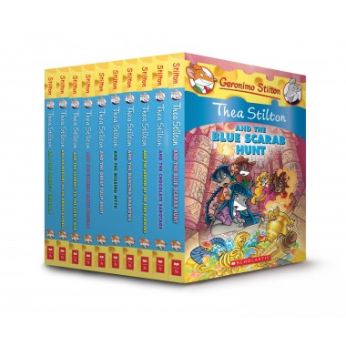 THEA STILTON 10-BOOK BUNDLED SET : 11-