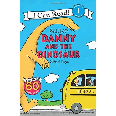 Danny And The Dinosaur :School Days
