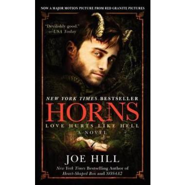 Horns Movie Tie-In Edition
