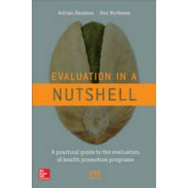 evaluation in a nutshell a practical guide to the evaluation of rh popular com sg a practical guide to health promotion Community Health Promotion