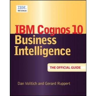 ibm cognos business intelligence 10 the official guide rh popular com sg IBM Cognos 11 Cognos 10 iPad