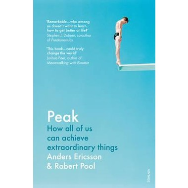 Peak :How All of Us Can Achieve Extraordinary Things