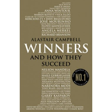 Winners :And How They Succeed