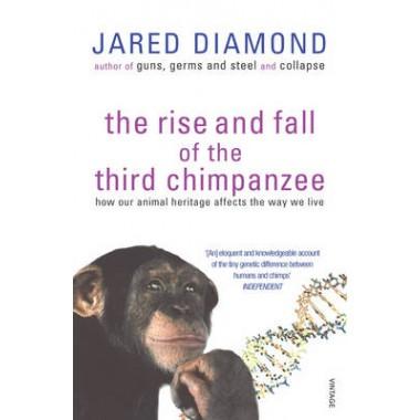 RISE & FALL OF THIRD CHIMPANZEE /BP