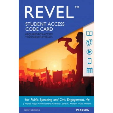 Revel for Public Speaking and Civic Engagement -- Access Card