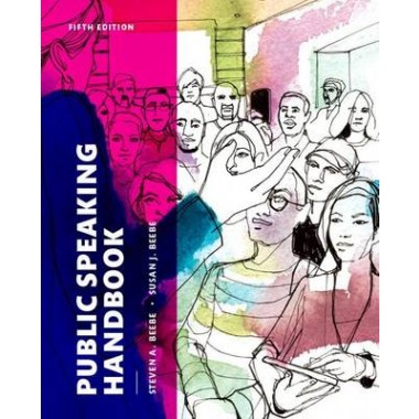 Public Speaking Handbook Plus Revel -- Access Card Package