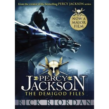 Percy Jackson: The Demigod Files (Film Tie-in)