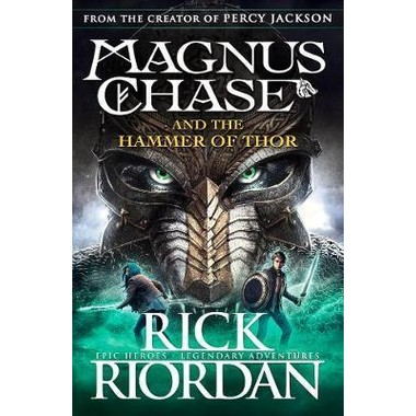 chase and the hammer of thor book 2