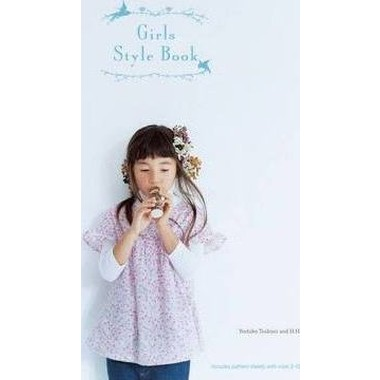 GIRLS STYLE BOOK JAPANESE CRAFT