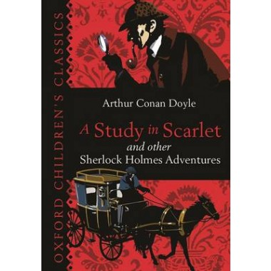 A Study in Scarlet & Other Sherlock Holmes Adventures