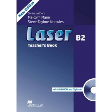 Laser Teacher's Book Pack Level B2