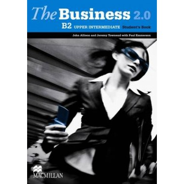 The Business 2.0 Student's Book + EWorkbook Upper Intermediate Level
