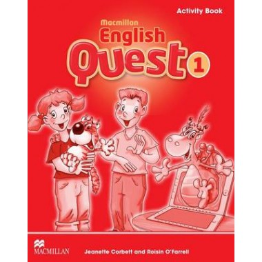 Macmillan English Quest Activity Book Level 1 :1 :Macmillan English Quest Level 1 Activity Book