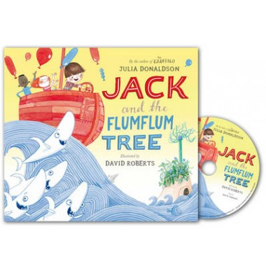 Jack and the Flumflum Tree :Book and CD Pack