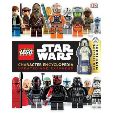 LEGO (R) Star Wars (TM) Character Encyclopedia Updated and Expand :With Minifigure