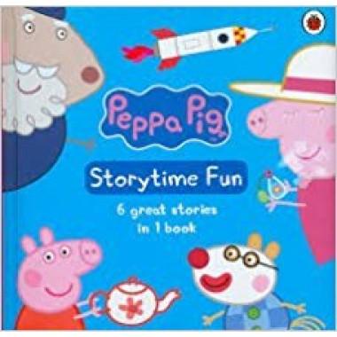 PEPPAS STORYTIME FUN TREASURY