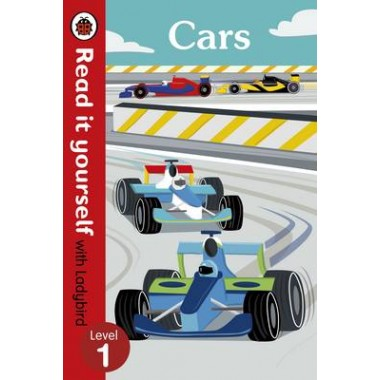 Cars - Read it Yourself with Ladybird (Non-Fiction) :Level 1