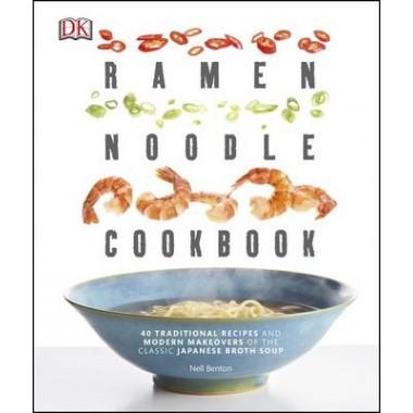 RAMEN NOODLE COOKBOOK  THE