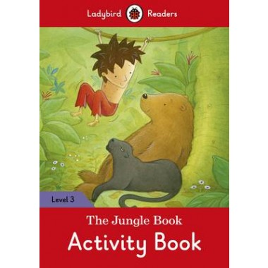 THE JUNGLE BOOK ACTIVITY BOOK