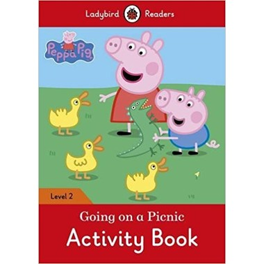 PEPPA PIG: GOING ON A PICNIC ACTIVITY BK