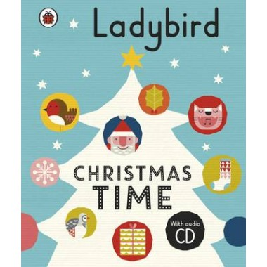 Ladybird Christmas Time: Treasury and Audio CD