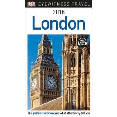 DK Eyewitness Travel Guide London :2018