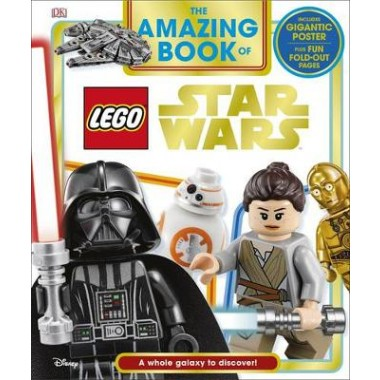 The Amazing Book of LEGO (R) Star Wars :With Giant Poster