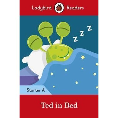 LB READERS STARTER L A: TED IN BED