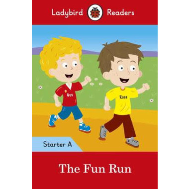 LB READERS STARTER L A: THE FUN RUN