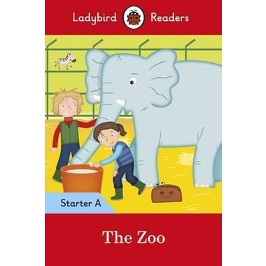 LB READERS STARTER L A: THE ZOO
