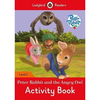 LB READERS L2: PETER RABBIT & ANGRY OWL