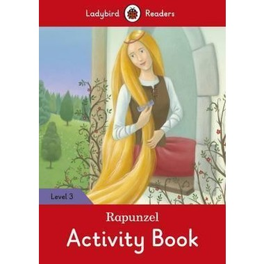 LB READERS L3: RAPUNZEL ACTIVITY BK