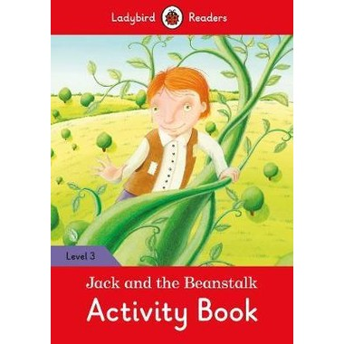 LB READERS L3: JACK & BEANSTALK ACT BK