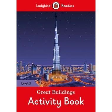 LB READERS L3: GREAT BUILDINGS ACT BK