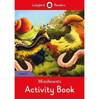 LB READERS L3: MINIBEASTS ACT BK