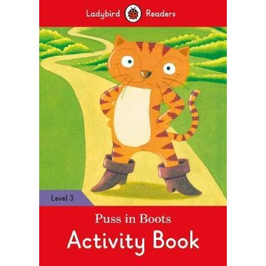 LB READERS L3: PUSS IN BOOTS ACT BK