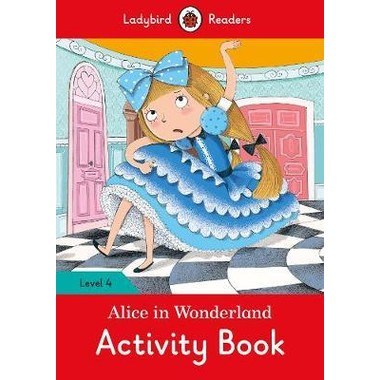 LB READERS L4: ALICE IN WONDERLAND
