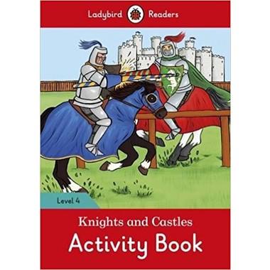 LB READERS L4: KNIGHTS & CASTLES ACT BK