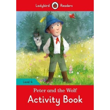 LB READERS L4: PETER & WOLF ACT BK