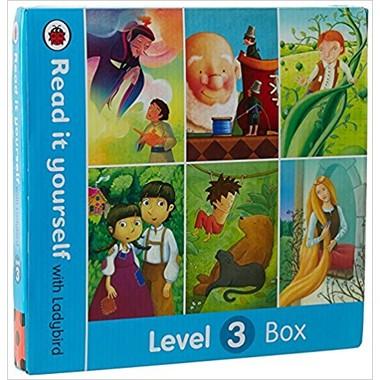 LADYBIRD READ IT YOURSELF BOX SET L3