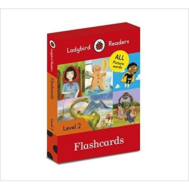 Ladybird Readers Level 2 Flashcards