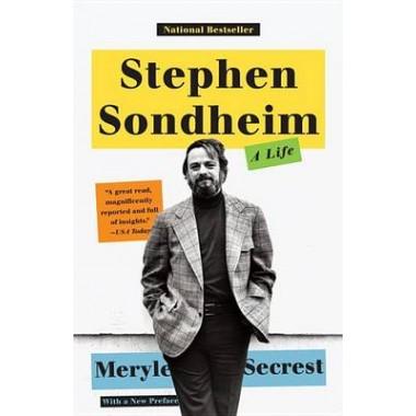 Stephen Sondheim :A Life