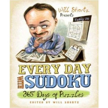 Every Day with Sudoku :365 Days of Puzzles