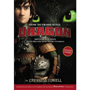 How to Train Your Dragon Special Edition :With Brand New Short Stories!