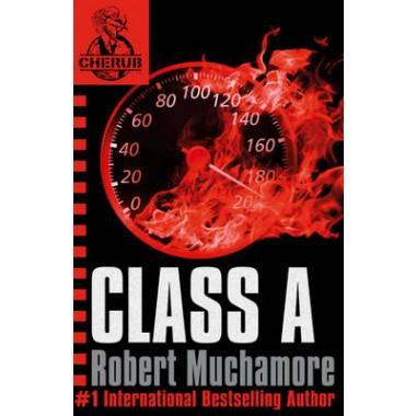 CHERUB: Class A :Book 2
