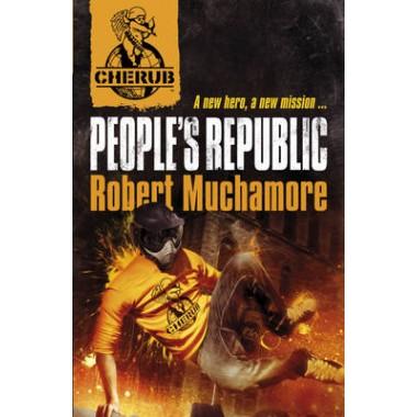 CHERUB: People's Republic :Book 13