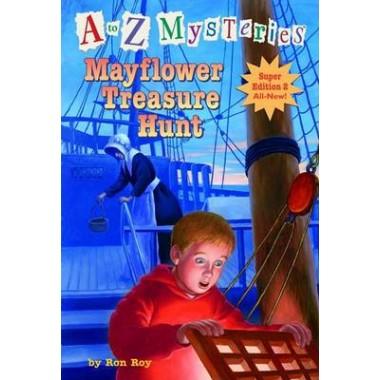 Mayflower Treasure Hunt (Atoz Se#2)